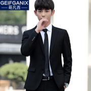 Spring and summer, new men's casual suits, men's Korean version, Slim small suit, fashionable British single West Youth coat tide