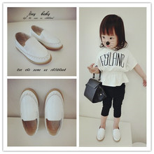 Amy baby 2016 autumn infant female baby girl small Korean casual fashion shoes