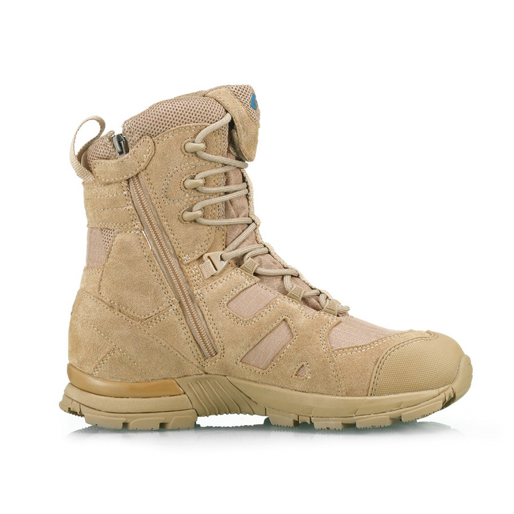 Boots male special outdoor climbing high in the fall and winter help shoes 07 combat boots Desert boots male tactical boots