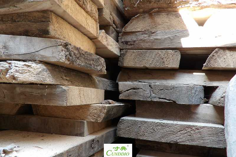 Qin Old room beam Tong wood panel