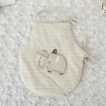 2016 new four seasons infant baby dudou cotton designer belly quilted apron baby newborn dudou