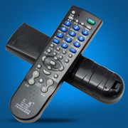 Packaged hot 139C fast memory with lock TV universal remote control, usually free to set up video