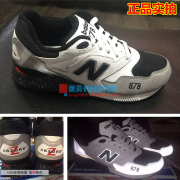 New Balance/NB ML878SY 3M men's shoes Crocs reflective night running shoes shoes