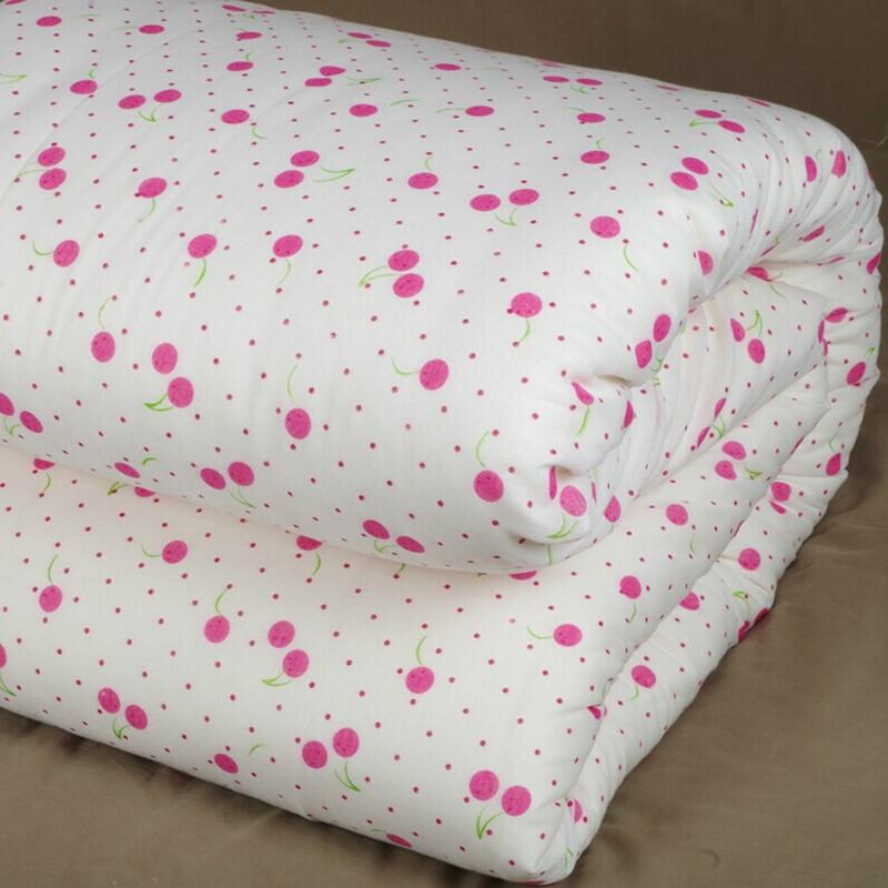 加密纯棉被芯被胆布内胆布料 被衬布被里布 做被子包棉花布豆包布