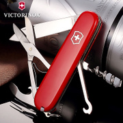 Import Vivtorinox Genuine Swiss Army knife multifunctional tool knife folding portable 1.3405 Swiss compact 91MM