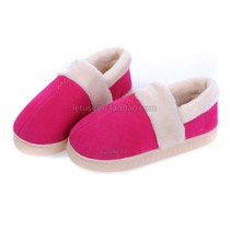 Womens  Comfort Warm Cotton Slippers Shoes