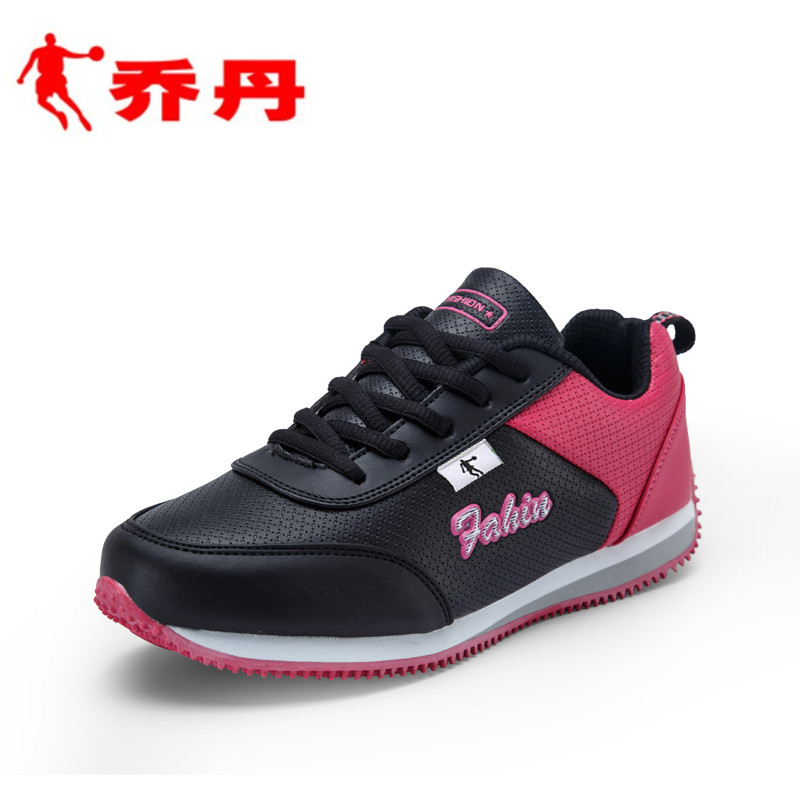Ms Jordan sneakers female version of the 2015 new winter skin with flat breathable lace-up running shoes sneakers students