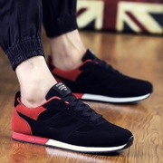 2016 new autumn shoes shoes trend of Korean men sports shoes Agam all-match running shoes