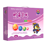 Genuine Qiaohu culture pre - school early education wealth baby phase 5 DVD animation discs + books + courseware