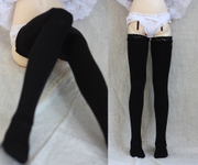 4 minutes SD.DD.DY.SD10/13 female AS.SOOM and other BJD black lace stockings thigh ~ 3