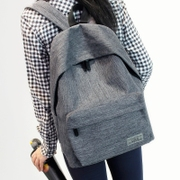 Canvas Backpack Bag Korean female students tide small fresh college wind backpack male fashion bag
