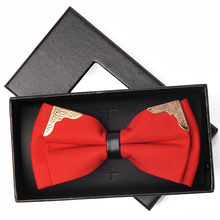 TODAYBEST tie male wedding Korean bow tie wedding dress En