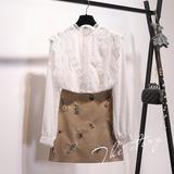 Одежда, Женская верхняя одежда, Женские кружевные рубашки и блузки