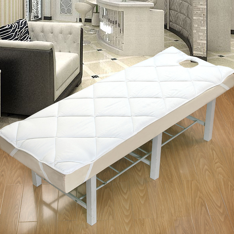 Usd beauty salon bed mattress massage bed pads for Beauty salon bed