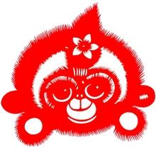 """Гуйчжоу """" зодиак обезьяна 06 """" ремесла статья / подарок / оригами / искусство"""