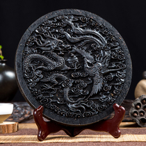 Dragon and Phoenix Tea Cake