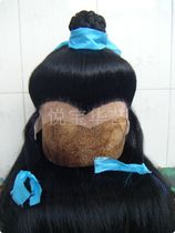 Yue Opera drama film and television Jia Baoyu Xiao hai no bangs wig headgear beauty tip dong Yong dream of Red mansions