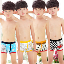 Cotton big virgin kids teen boys Panties