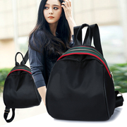 Fan Bingbing with Oxford cloth all-match students simple small backpack Korean female bag backpack canvas bag