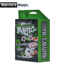 Kyung-guan British Marvin Marvins Magic25 a magic little magic 1th Magic Card Props