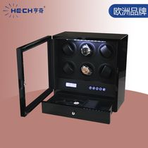 Shaking table Mechanical watch Household automatic transfer table Shaking table Rocking table German imported storage box winding device