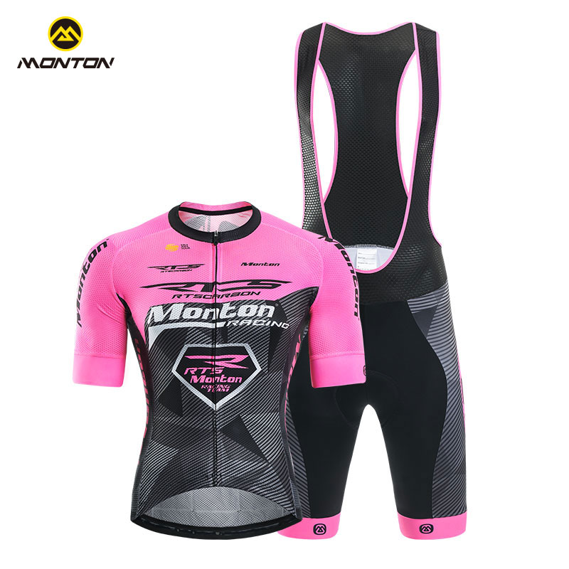 Monton RTS - Motorcycle Edition Cycling Clothes, Short Sleeve Tops, Cycling Shorts, Outdoor Professional Cycling Equipments for Men and Women