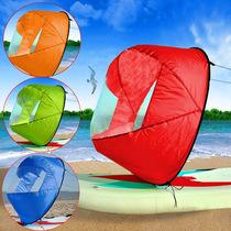 Ocean Boat Sail Kayak dedicated sail kayak help Lifan Paddle board sup fold Sail Canoe Sail