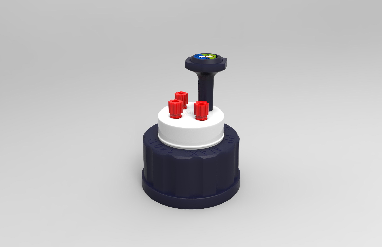 Categoryscientific Experiment Equipmentproductname3 Hole Caps