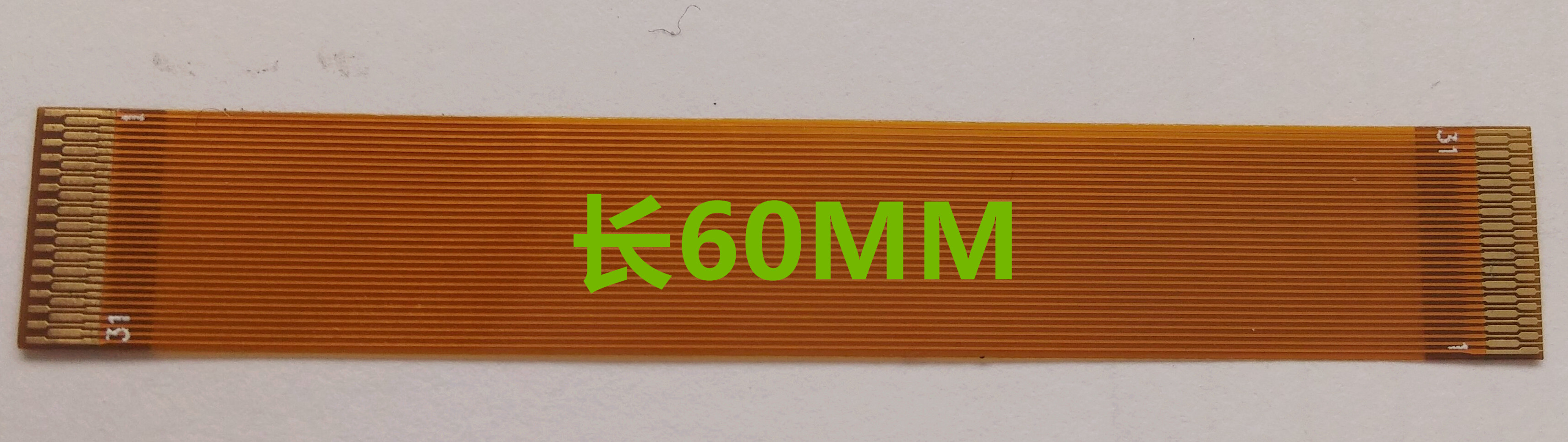 category:Electronic electrician,productName:31Pin 60mm 0 3mm