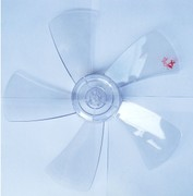 Haier TCL AUX fan fan fan leaf wall accessories 16 inch transparent fan fan