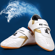 Benyue adult children Taekwondo shoes breathable Dichotomanthes bottom shoes to socks for men and women of Wushu and Taekwondo