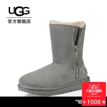 In 2017 the new UGG early autumn woman snow boots boots 1019633 classic novel series