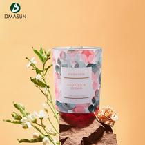DMASUN Girl Series (Aromatherapy Candle) Sports Calm Flowers Disperse Frances Fresh Air Smokeless Aromatherapy