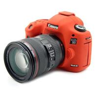 Camera Bag Canon 5D4 6D2 80D 6D 5D3 5DS 5DSR Protective Case 800D Silicone Case EOS 6D2 90D 800D