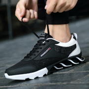 2017 new shoes running shoes sports shoes trend of men's shoes shoes breathable autumn student