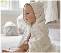 Blingbling* snowflake Venus Newborn Cotton Baby towels cloak bag towel is hug blanket wrap the blanket