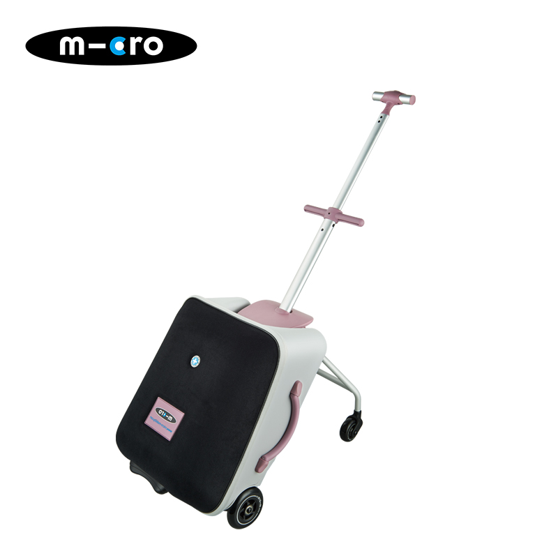 Micromegumi tall suitcase for children Lazy suitcase for children rod suitcase for children