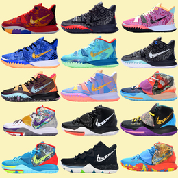 Owen 7 New year basketball shoes men 6 scarab 5 black and white 567 combat CNY mandarin duck sports children's sneakers
