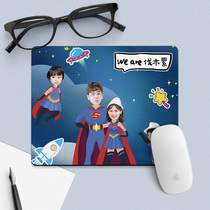 Diy custom photo mouse pad rectangular comfort model custom-made photo couple send gifts to friends bless office