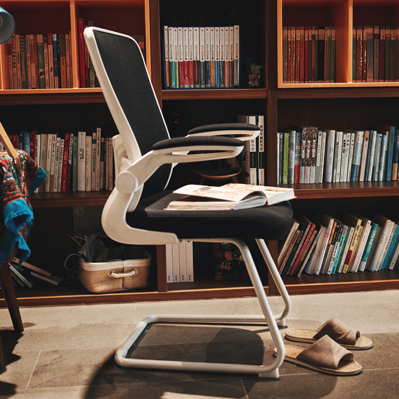 Eight or nine computer chairs office desk learning chair e-competition student seat back home simple ergonomics