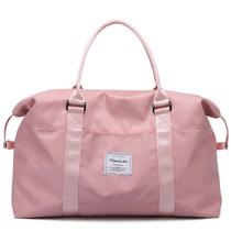 Millet family Large-Capacity womens portable travel bag Fitness Travel Bag wear trolley bag waterproof storage bag