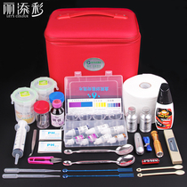 New Green Leaf Technology Group Product demonstration Toolbox multifunctional full set of direct Sales demonstration General experiment Package