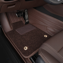BMW 5 Series 530li525li7 series 730Li740 X3X6X7X5 3 series 6 series GT leather foot pad full surround