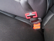 Car Seat accessories Maxicosi Kids car Safety seat belt mounting lock tablets