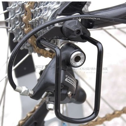 Back-dial protector Back-dial protector for mountain bicycle Back-dial protector Transmission protector equipment accessories