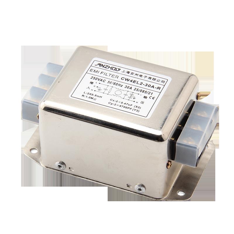 Terminal power filter CW4EL2-20A-R CW4EL2-10A-R CW4EL2-30A-R