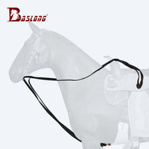 Equestrian sub-reins riding deputy reins German reins auxiliary equestrian horse reins eight-foot dragon horse BCL321108