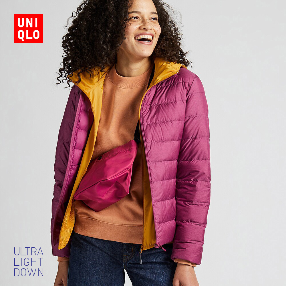 Uniqlo Womens Advanced Light Down Jacket 419776 UNIQLO