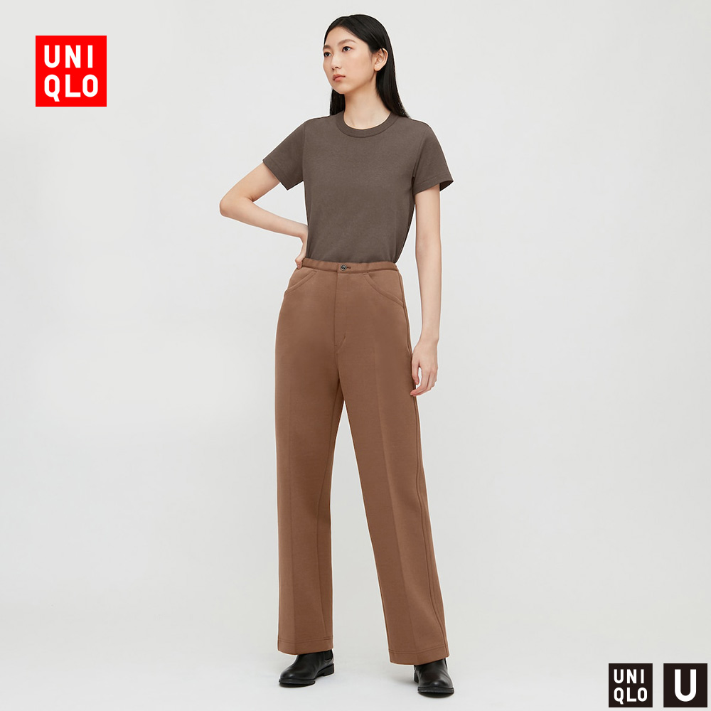 Uniqlo (Designer Collaboration) Womens Knitted Casual Pants 432842