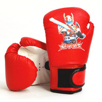 Boxing Gloves 3-15 Kids Boxing Gloves Toddler Sandbag Boy training Muay boxing Sanda Fight teen